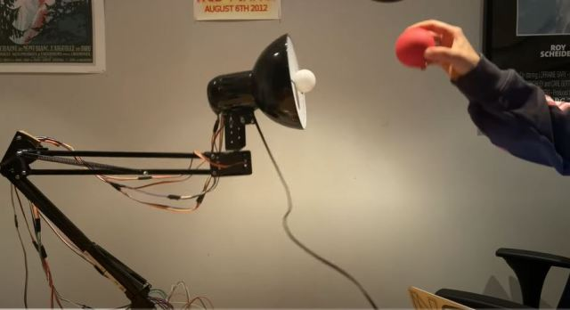 Bringing An Articulated Desk Lamp To Life