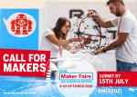 Amaze the World at Maker Faire Rome 2021