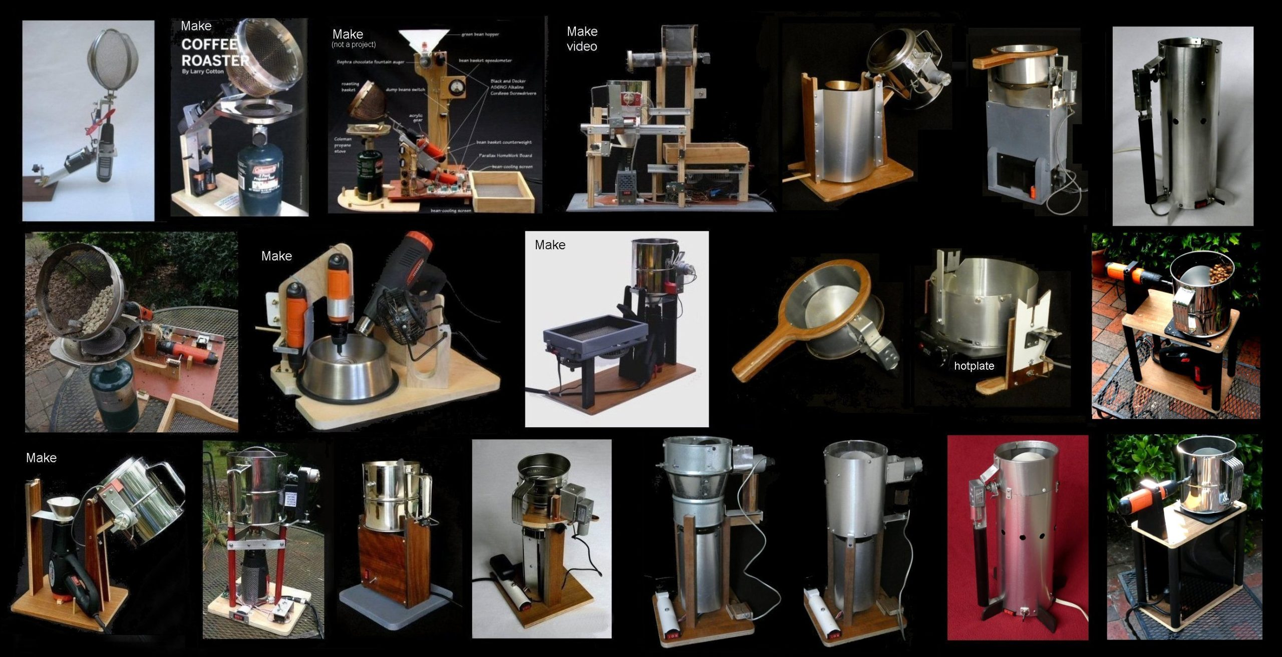 My 15-Year Quest to Make the Ultimate DIY Coffee Roaster