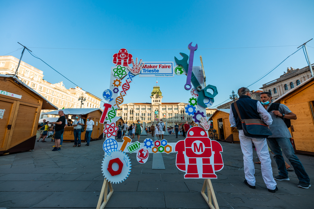 Ingenuity And Creativity By The Sea At Maker Faire Trieste 2021