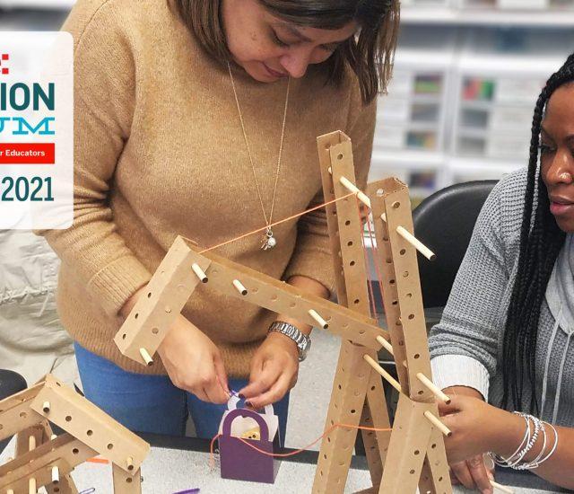 Maker Educators - Learn from the Best
