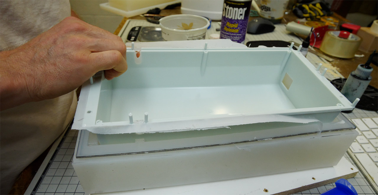 How To Make A Self Locking Silicone Mold