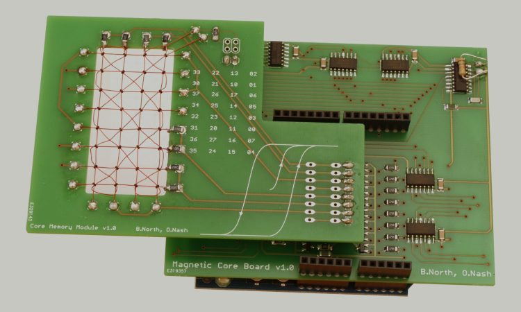 Core Memory: Why We Used 60-Year-Old Tech in an Arduino Shield featured image