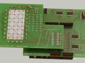 Core Memory: Why We Used 60-Year-Old Tech in an Arduino Shield