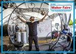 "Maker Faire Rome 2021 Gets ""Phygital"""
