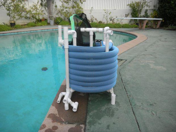 PVC Pool Hose Reel