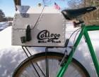 College Bike Trunk