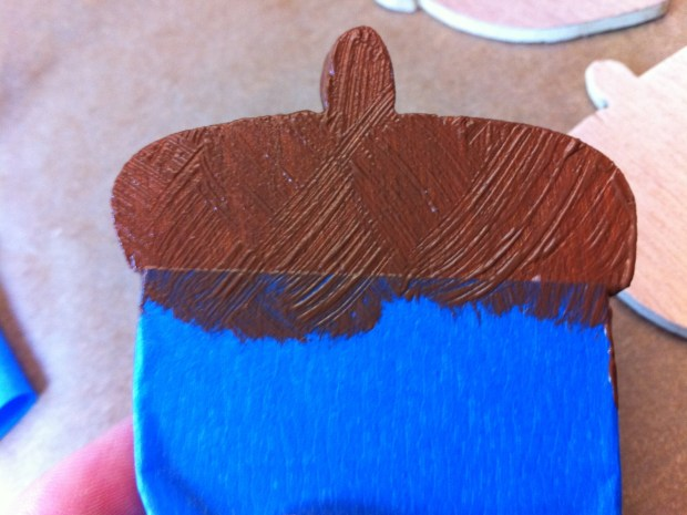 Making A Nut Tree For Your Stuffed Squirrel