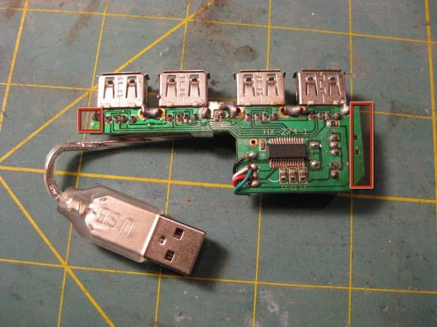 Mint Tin USB Travel Hub