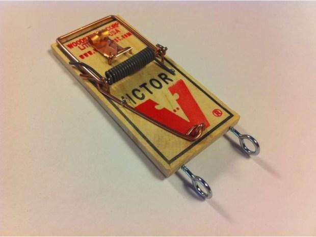 Mousetrap-Powered Car