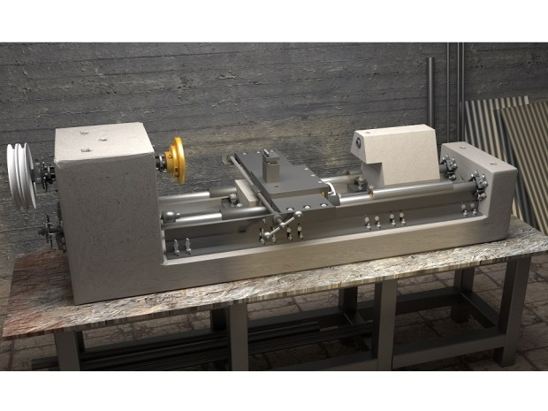 $150, 12″ Swing, Metal Lathe, Mill, and Drill