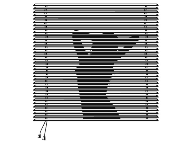 Sexy Silhoutte Shadow Lamp