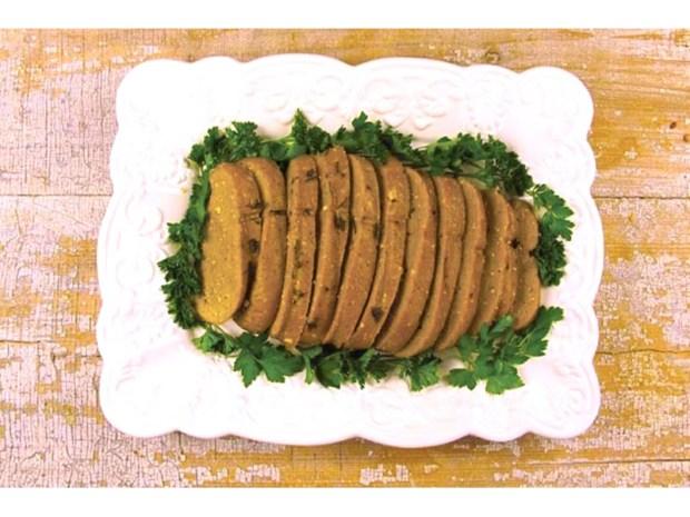 Vegan Turkey Roast