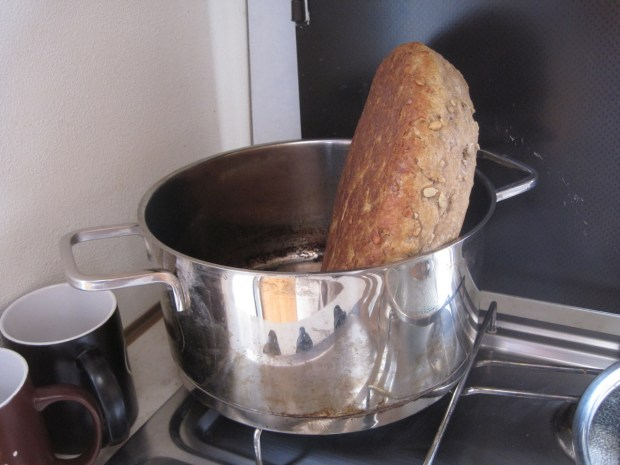 Bread Without an Oven