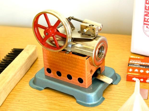 Steam-Powered BoilerBot