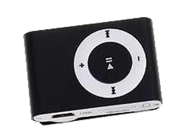 Arduino MP3 Player Hack