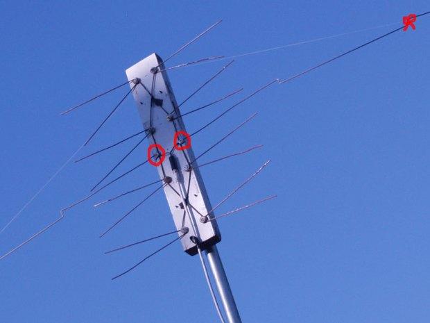DTV Antenna VHF Mod