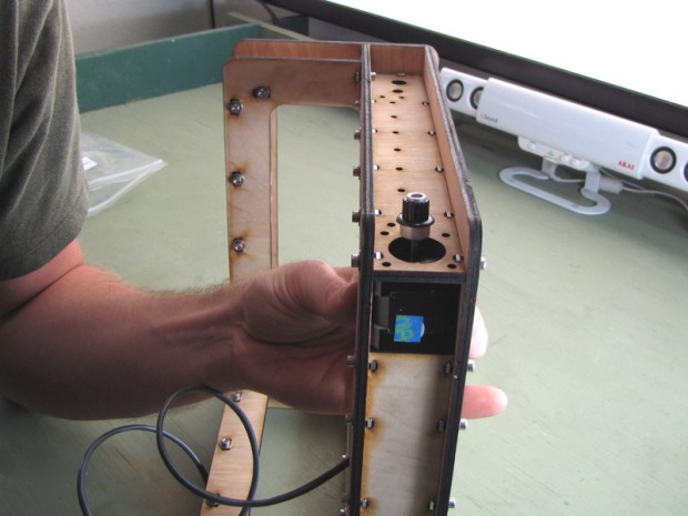 The MakerGear Mosaic 3D Printer – Part III: The X-Axis