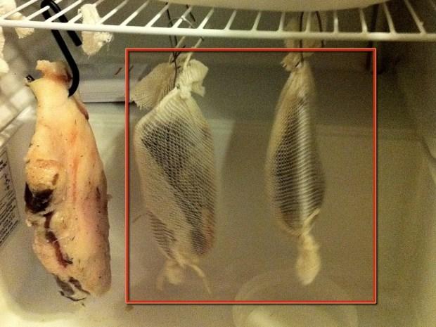 Duck Breast Prosciutto