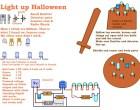 Light Up Halloween