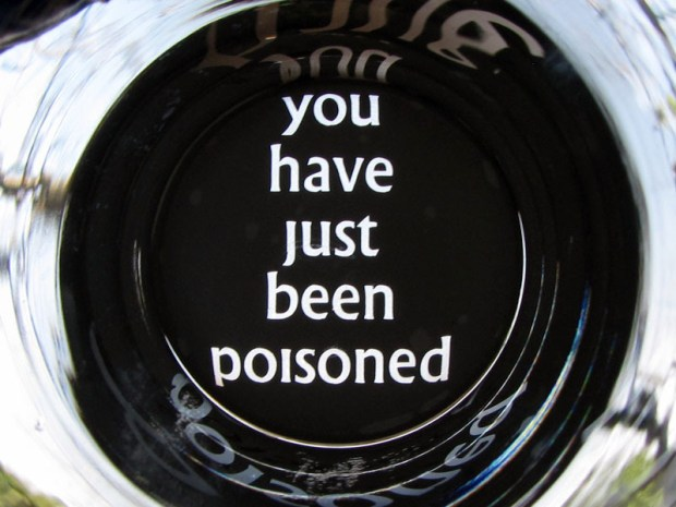 You Have Just Been Poisoned