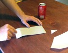 Soda Can Label Embossing