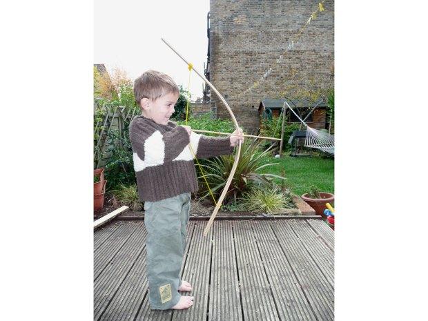 Paulownia Archery Bows
