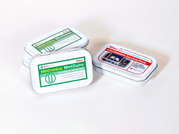Repeat After Me: A Mintronics Memory Game