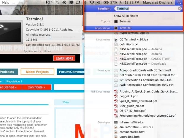 Fun Terminal Hacks for Mac