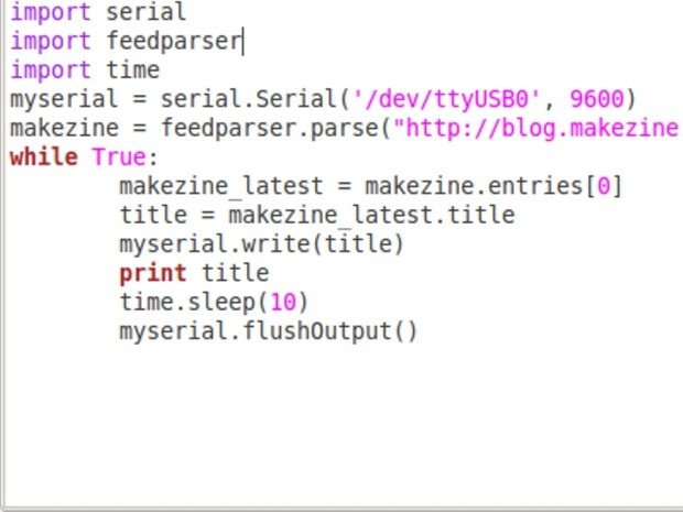 Arduino and Python: Learn Serial Programming