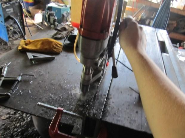 CEB Main Frame: Assemble U-Channel