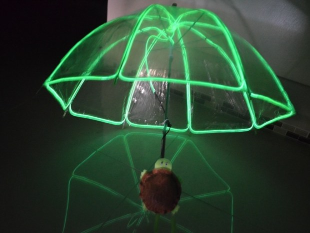 EZ-EL Wire Children's Umbrella