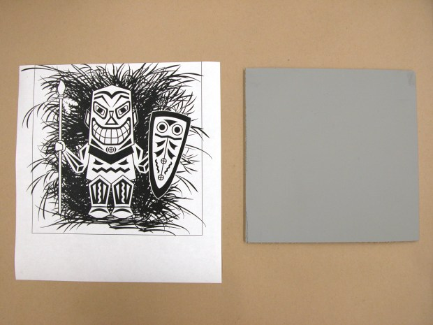 Make Linocuts with Linoleum Blocks