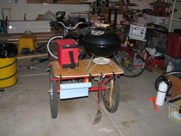 The Bike Buh Cue