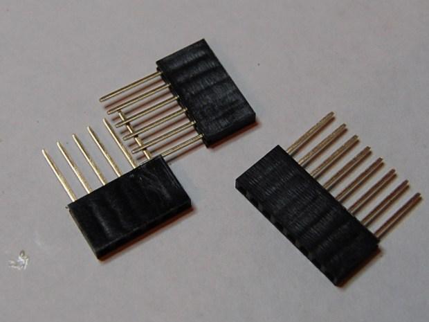 3x3x3 LED Cube Arduino Shield