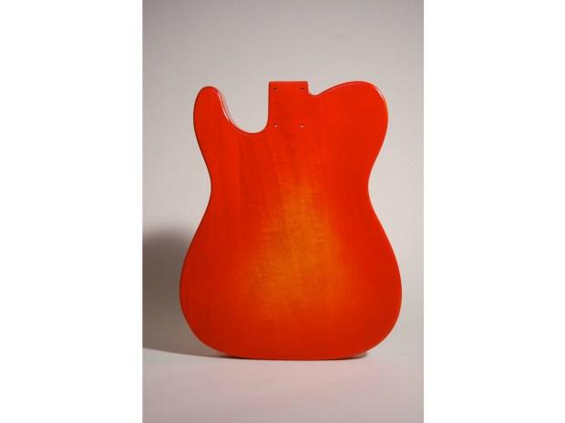 Easy Sunburst Guitar