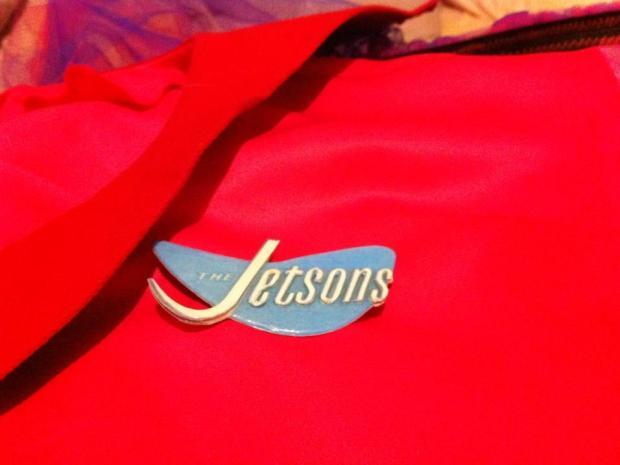 Handmade Judy Jetson Costume