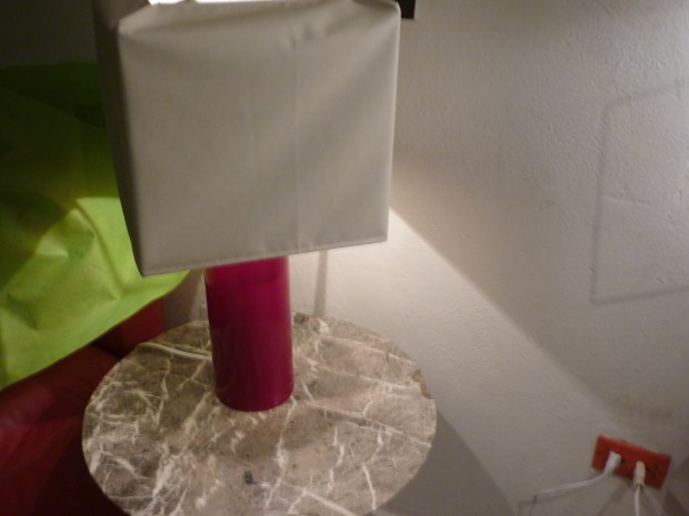 Restore a Table Lamp