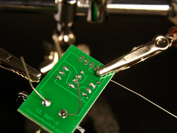 Build the Solar Theremin kit
