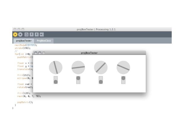 Build a projBox Controller