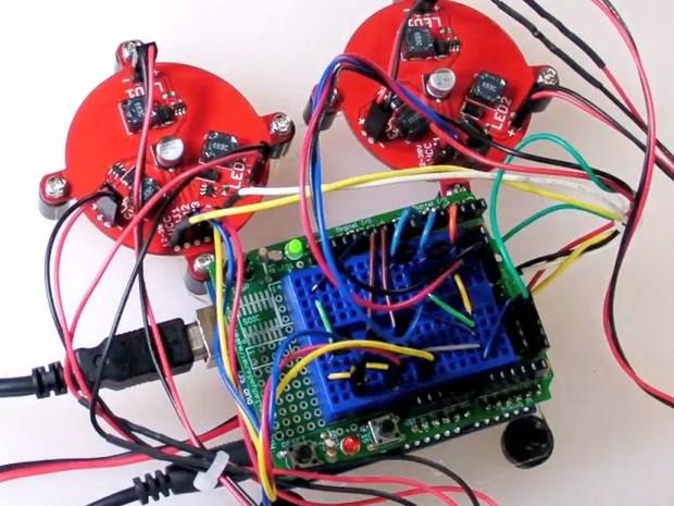 Digital LED Color Organ