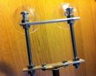 iPhone 4 Camera Mount from Ikea Desk Lamp