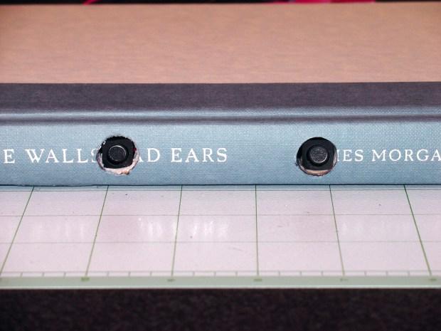 Covert Listening Book