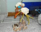 LED Jellies Lamp Stand