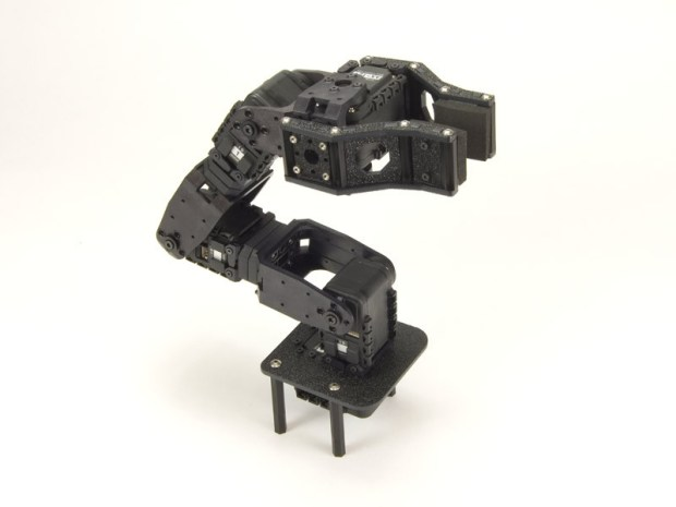 Build a TurtleBot Robotic Arm (Trossen Robotics version)