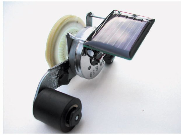 Solarroller BEAM Race Car