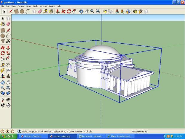 Slice Modeler SketchUp Plugin Directions
