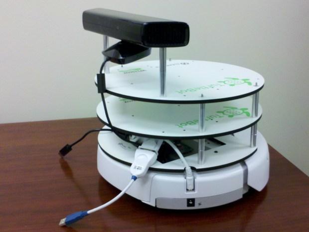 Assemble a TurtleBot