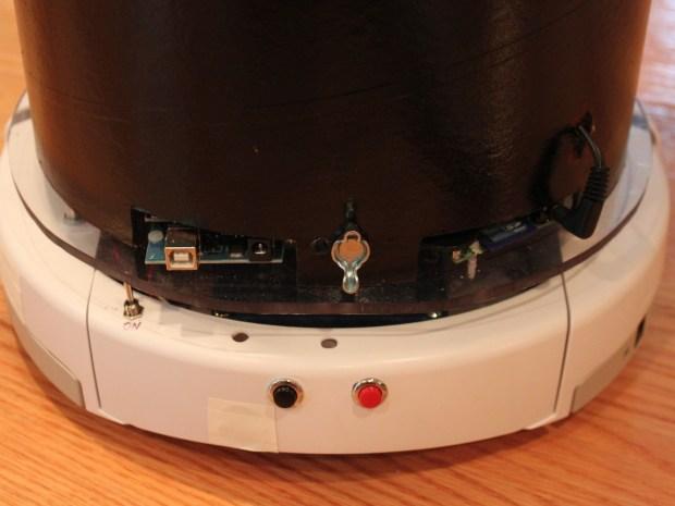 Belvedere – A Butler Robot