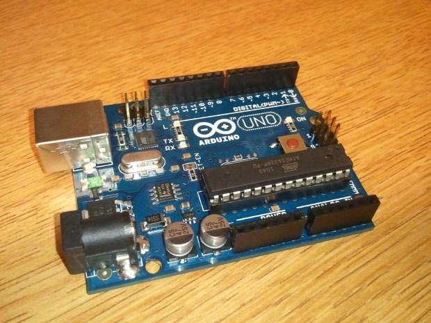 Arduino Morse Code Flasher